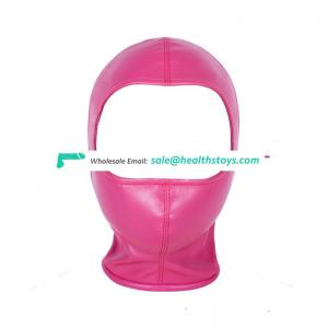 Full Face Mask Mouth Restraint Hood