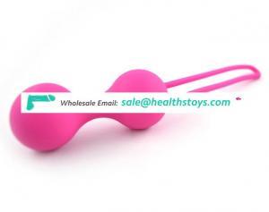 Full Silicone Weighted Bladder Control And Pelvic Floor Exercises Training Kit Kegel Ben Wa Ball
