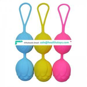 Full Silicone Women Ben Wa Balls Exercise Kergal Balls for Women