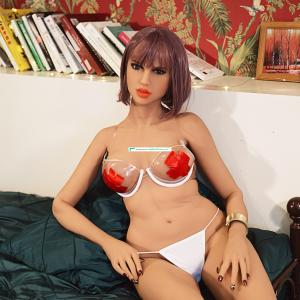 Genuine best full skeleton sex doll 162 cm premium imported TPE love doll