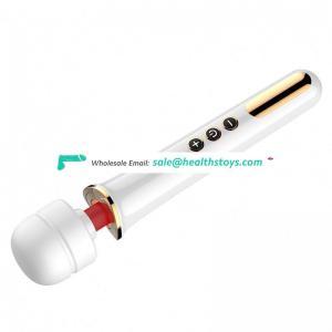 Golden Supplier Hot Selling Clitoral G-Spot Stimulator Masturbation Vibe Handy Massage Vibrator