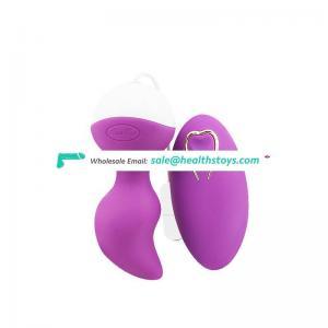 HOT Fashion Ben Wa Ball Vibrating Bullet Eggs Love Ball Silicone kergal Exercise balls