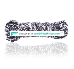 High Quality PU Leather ZEBRA Durable 10-meter Rope
