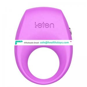 High Quality Vibrating For Man Reusable Cock Ring