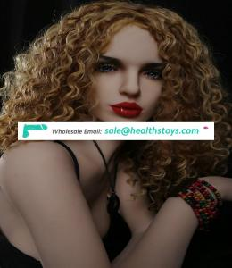 High quality sex dolls heated silicone sex doll for man