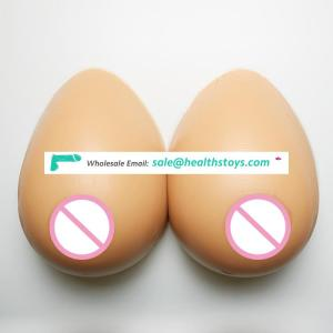 Hot Selling Breast Forms Crossdressing Silicone Breast Form Silicone Bra