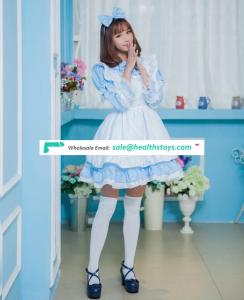 Japan Cute Housemaid Servant Girl Costume