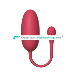 LIBO LBW-5006-P Kegel Exercise benwa ball with exercise guide data records