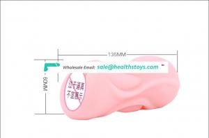Like A 26 Age Young Lady Woman Realistic Silicone 3d Pussy Vagina For Men Male Masturbation Stroker High Pleasure Stimulation