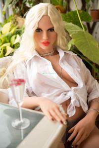 Magic Moment Real 160 cm real young girl sex doll silicone sex doll for men sex