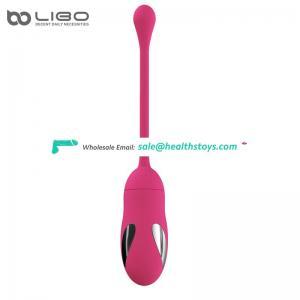 Micro current pulse vagina stimulate vibration for women vagina tightening ball kegel exercise ball