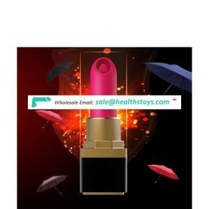 Mini Vibrator Lipstick Stick Massager Clitoris Stimulator For Woman