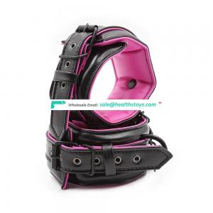 NEW BDSM Well Made Bondage Fancy Sex Toys High Quality Fetish Foot Sex Ankle Cuffs Foot Slave Cuffs
