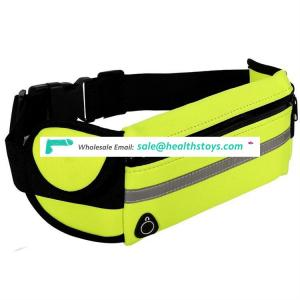 Neoprene waist bag for outdoor sports used for mobile phone and other accessories