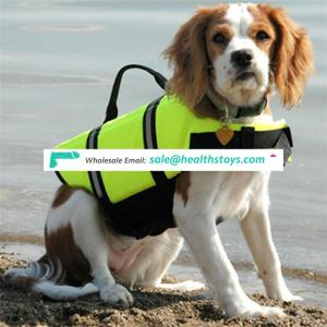 New promotion custom design dog floating life jacket
