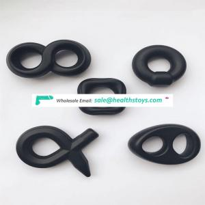 Penis Ring Reusable Bound Delay Cock Ring Sleeve Extension Adult Sex Product Erotic Toys For Men