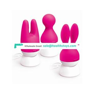 Professional silicone adult sex toys manufacturer Aixiasia family series body wand vibrating pussy clitoris stimulate vibrator