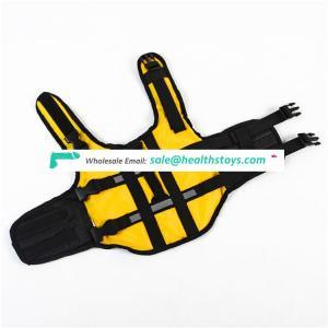 Quality Assurance cool dog life jacket
