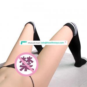 Real Young Women Vagina Oral sex 93cm Realistic half body Silicone Sex Doll Leg