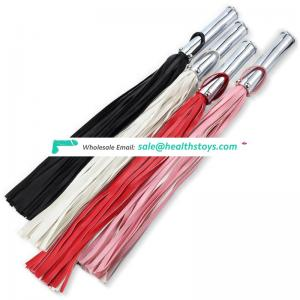 Sex Toy SM Products SM Metal Whip with Screw Metal Anal Plug Sex Toy for Adult Game SM Sex Toys for Couple