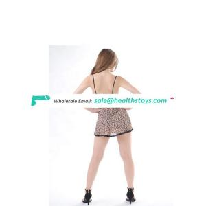 Sexy underwear wholesale leopard print skirt hot style sexy pajamas