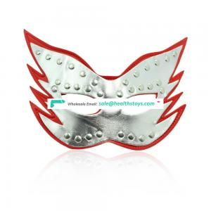 Shinning Large Fox Funny Sexy Party Full Face Dance Mask