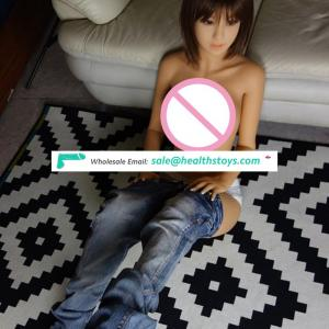 Silicone Doll Realistic 161cm Young Chinese Girl Sex Virgin Pussy TPE Doll