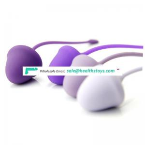 Silicone Kegel Exercise For Women Vaginal Kegel Balls Female