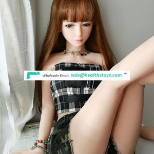 Silicone Realistic Doll For Sex Cute Girl with Small Breast and Wasp Waist Sex Toy for Sale Real Price Special
