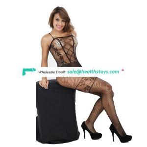 Spandex nylon hot erotic sexy open lingerie