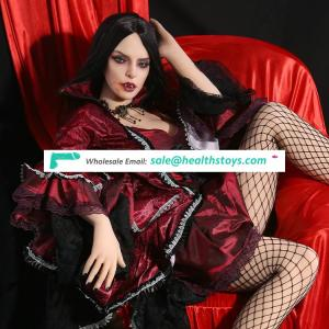 Special Design 170cm Vampire Cosplay Sex Love Silicone Sexy Doll for adult