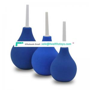 Superior Medical Materials Enema Bulb, Anal Plug Enema Anal Douche Enema Cleaning Container Anal Butt Cleaner