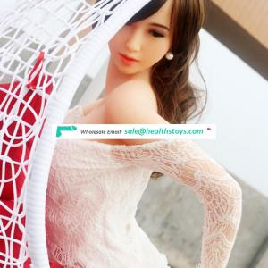 Temptation Hot Sale Realistic TPE Adult silicone blonde silica gel sex doll