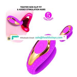 The Most Popular 5 function hottest stick toy massager sex toys for women vibrator