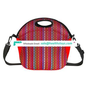 The best neoprene insulated lunch cooler bag with strap
