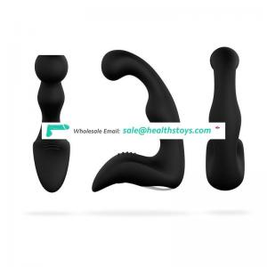 Wholesale Cheap Silicone ABS Anal toys Adult Products Female Anal Butt Plug