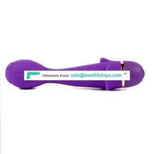 Xiaoai rechargeable silicone sex toy vibrator for women