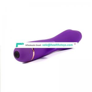 Xiaoxing rechargeable silicone sex toy vibrator for women