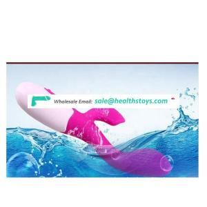 newest factory Vibrators Waterproof G spot waterproof adult sex toy G Spot soft full