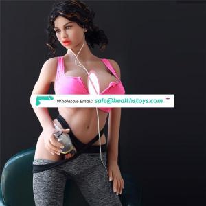 real silicone sex dolls 165cm skeleton Japanese adult lifelike anime oral love dolls full vagina pussy big breast for men