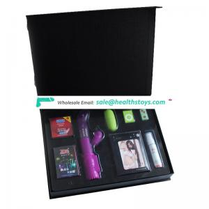 shadong gift set of sex toy of adult manufacture, sex products in china