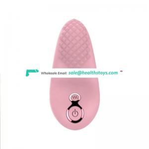strong vibrating silicone sex toy tongue vibrator for women