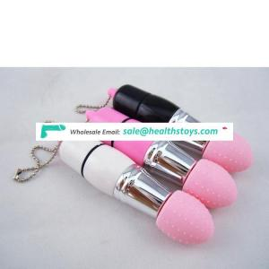 vibrating dildo Silicon Vibrating Body The mini bar Massager Handheld Sex Toys