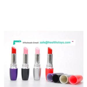 vibrator bullet vagina sex toy women vibrator ,AV Colorful mini lipstick for
