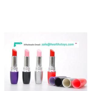 vibrator bullet vagina sex toy women vibrator ,AV Colorful mini lipstick for
