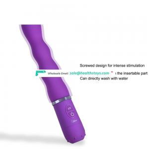 10 Modes Women Silicone Vibrator G-spot Vibration Clitoral Stimulate Massager Masturbation