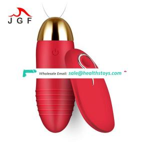 10 Speed Wireless Remote Control Anal Love Eggs Vibrator for Women