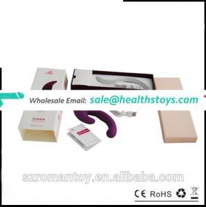 100% waterproof Li-ion rechargeable battery adult premium quality vibrator with 7 speed