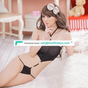 1072 Sexy lingerie erotic transparent underwear