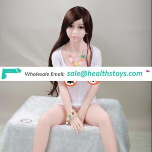 140cm life-size love doll TPE doll pussy sex doll with small breast Manufacturer